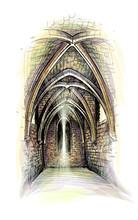 Church Indoor Gothic Architecture
