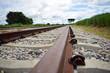 途上国の線路