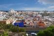 Stadtansicht von Almería, Spanien