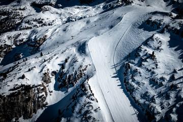 Dolomity Ampezzo i stoki narciarskie