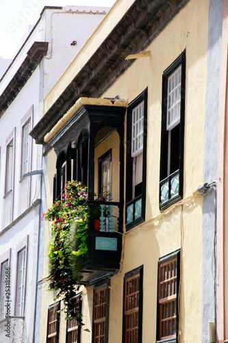 Foto  Historische Altstadt von Santa Cruz de la Palma