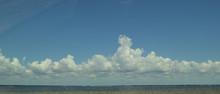 Towering Cloud Panorama Over C...