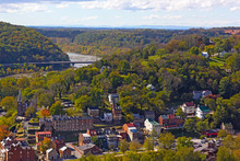 A View On Harpers Ferry Nation...