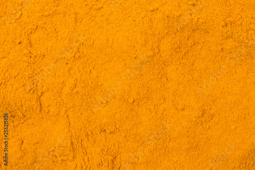 Valokuva turmeric powder background