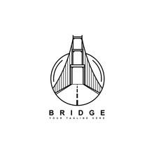 Simple Suspension Bridge Design