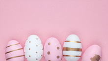 Many Easter Eggs On Trendy Pin...