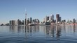 Toronto waterfront. Wide.