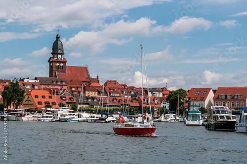 Fotografie, Obraz  Hafen Waren a.d. Müritz