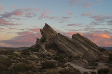Image Of Vasquez Rocks Natural Area Park. The Site Was Added To The National Register Of Historic Places Because Of Its Significance As A Prehistoric Site For The Shoshone And Tataviam Peoples.