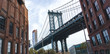 Manhatten Bridge from Dumbo