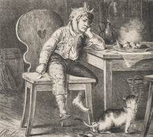 The Boy With Toothache - Illus...