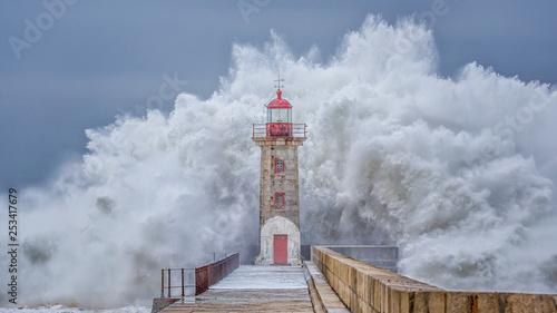 Fotografie, Tablou Lighthouse