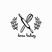 Home Baking Logo