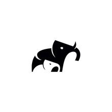 Creative Elephant Logo Vector ...