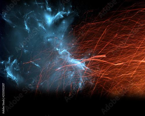 Light Leaks Overlays Retro Light Bokeh Dust colourful