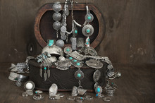 Bohemian Style Jewelry Set In ...