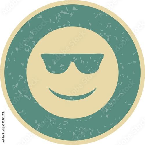 Fotografia  Illustration Cool Emoji Icon