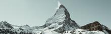 Panorama Matterhorn, Wallis, Schweiz
