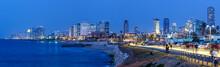Tel Aviv Skyline Panorama Isra...