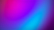 canvas print picture - Ultra Violet Gradient Blurred Motion Abstract Background, Horizontal, Widescreen