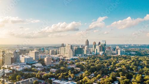Photo Atlanta City Views