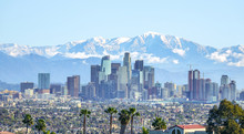 Downtown Los Angeles View From...