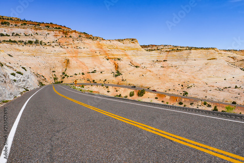 Papiers peints Route 66 Capitol Reef National Park