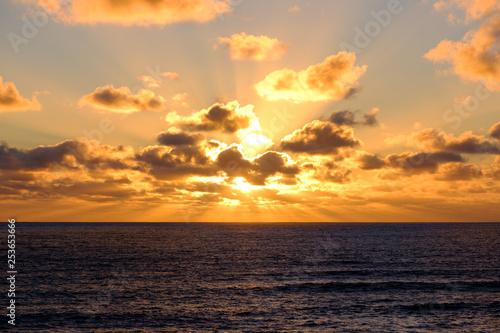 Cape Paterson, Australia coastal sunset