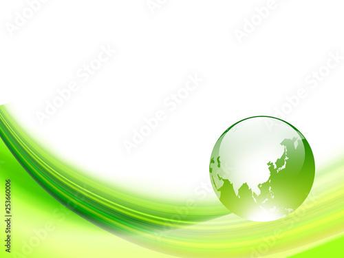 Fotografie, Obraz  エコ エコロジー 環境 自然環境 温暖化 再生可能エネルギー