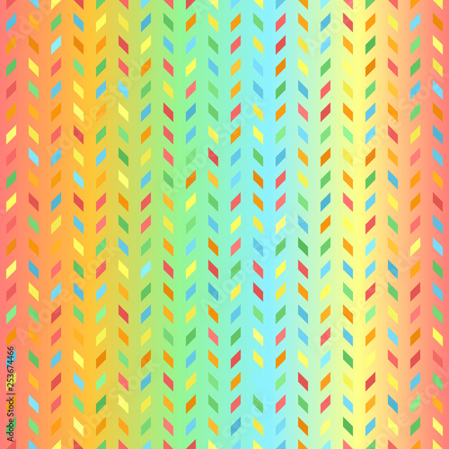 Bright polygon pattern  Seamless vector - Buy this stock