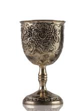 Old Metal Cup