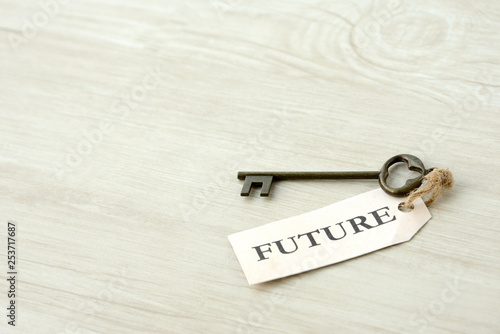 Fotomural 未来への鍵