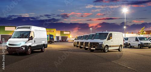 Fotografie, Obraz  cargo fleet