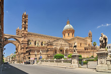 Palermo Cathedral Is The Cathe...