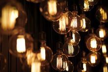 Lots Of Vintage Light Bulbs Ar...