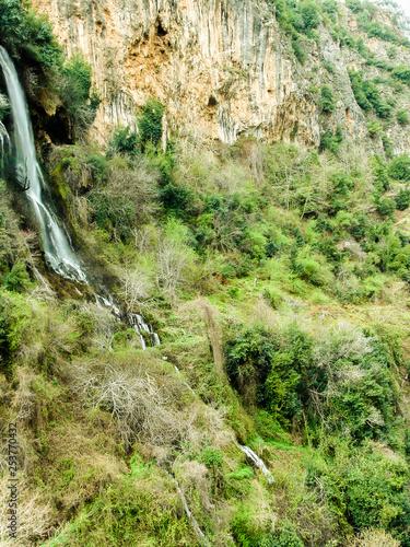 Poster Kaki waterfall