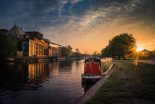 Stratford Upon Avon River With...