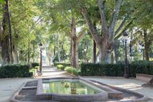 Cristina Gardens Park, Seville