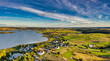 Balm, Balmer See und Umgebung mit Golfplatz