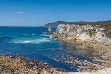 Cliffs , Achill Island, County...