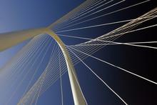 Dallas Suspension Bridge Arch