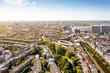 Den Haag Panorama von oben, Sitz der niederländischen Regierung