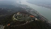 Aerial Viewof An Ancient Europ...