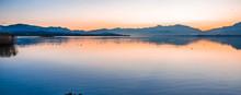Gorgeous Sunrise On The Shores...