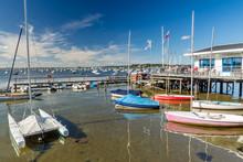 Poole Harbour Dorset England