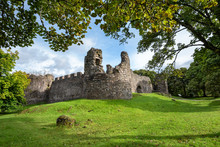 United Kingdom, Scotland, Fort Williams, Inverlochy Castle
