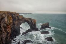 Green Bridge Natural Stone Arc...