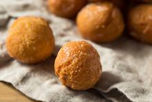 Homemade Glazed Donut Holes