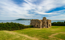 Sandsfoot Castle And Gardens Near Weymouth, Dorset