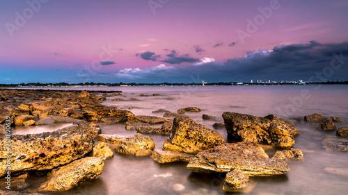 Slika na platnu Eastpoint Sunset, Darwin, NT, Australia